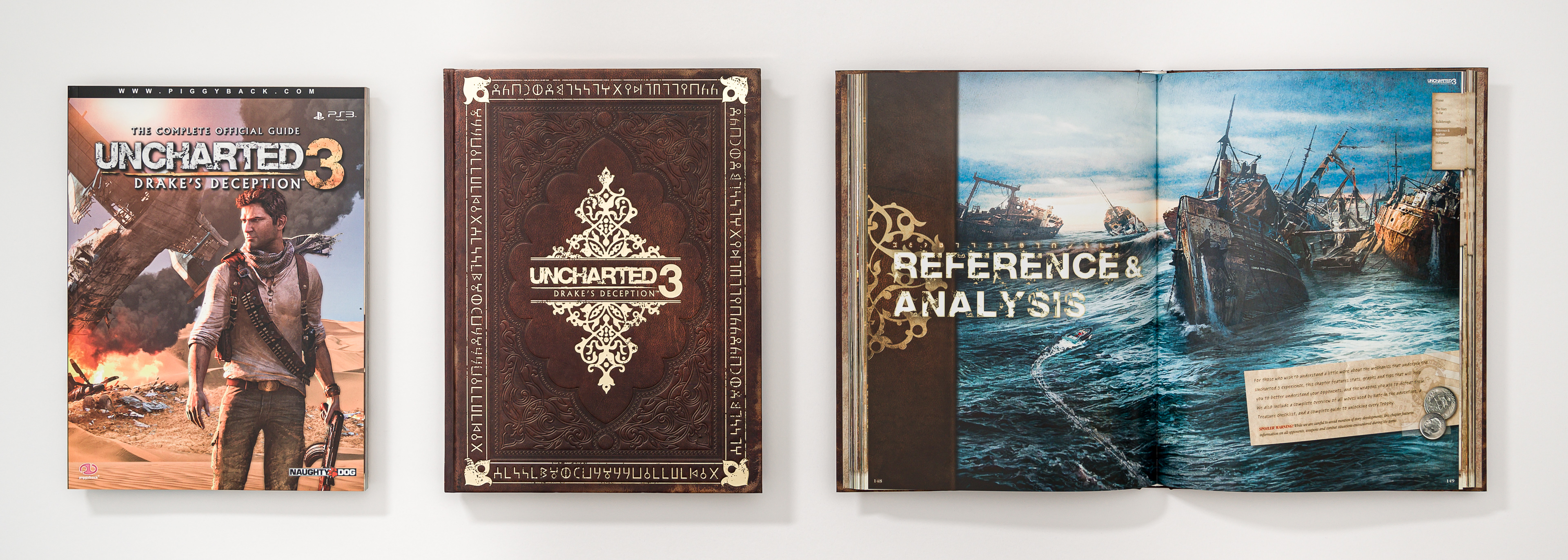 Uncharted 3 Drake S Deception The Complete Official Guide